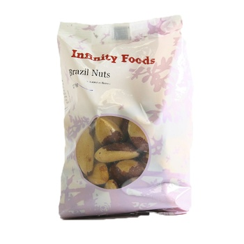 Infinity Foods Natural Brazil Nuts 250g