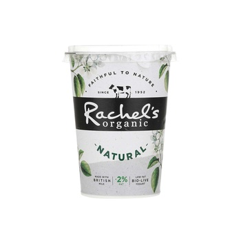Rachels Low Fat Natural Yoghurt 450g