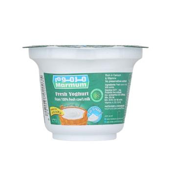 Marmum Natural Yoghurt 170 g