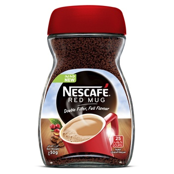 Nescafe Red Mug 50g