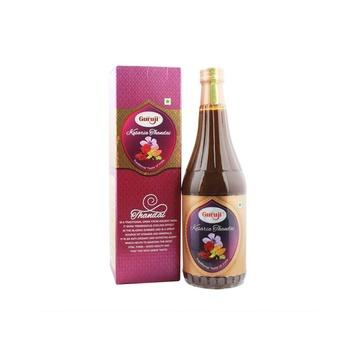 Guruji Kesaria Thandai Syrup 750ml