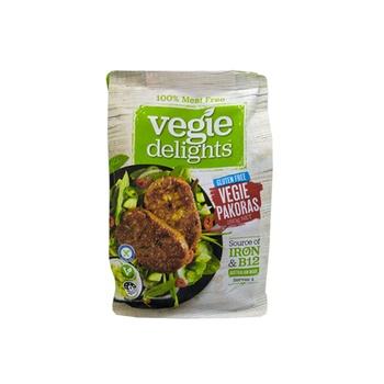 Vegie Delights Vegie Pakoras Meat Free 280g
