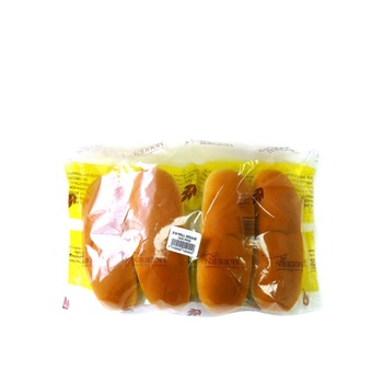 Modern Bakery Sandwich Roll Plain 4Pcs