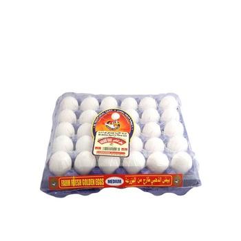 Al Jazira Golden Eggs Medium 30'S