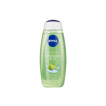 Nivea Care Lemon Grass & Oil Shower Gel 500ml