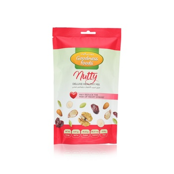 Goodness Foods Nutty Deluxe Healthy Mix 175g