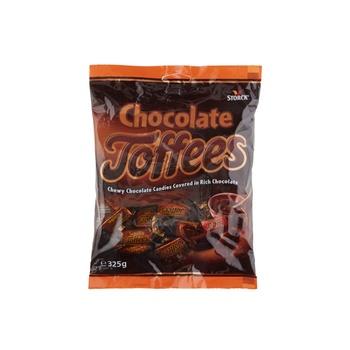 Storck Chocolate Toffees 325g