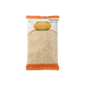 Goodness Foods White Quinoa 400g