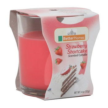 Better Homes Strawberryâ  Short Cake Can