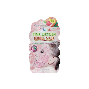 Montagne Pink Oxygen Bubble Mask