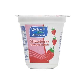 Al Marai Maher Yoghurt Straw Berry 100g