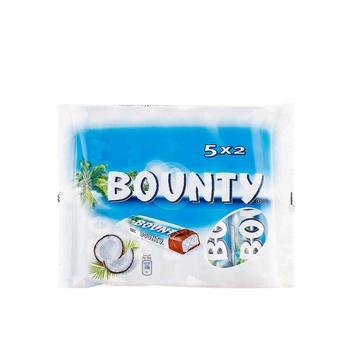 Bounty Chocolate 5 pack 285g