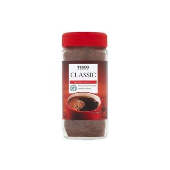 Tesco classic instant coffee 200g