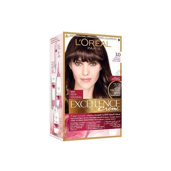 Loreal Excelnce D/Brown 3 Sp@25% Off