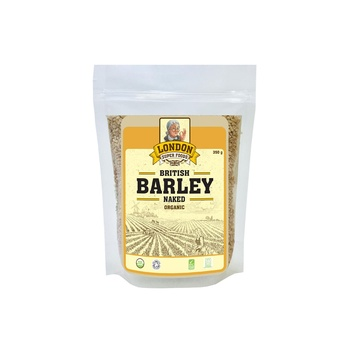 London Superfoods Organic Barley 350g
