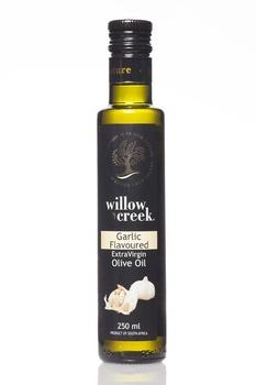 Willow Creek Garlic Flavoured Olive Oil 250 ml