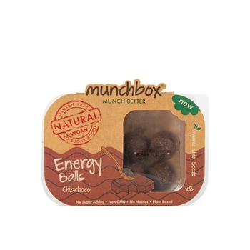 Munc Box Chia Choco Energy Balls