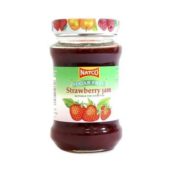 Natco Diabetic Jam Strawberry 390g