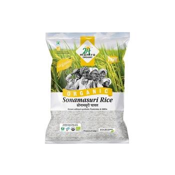 24 Mantra Organic Sona Masuri Rice 5kg