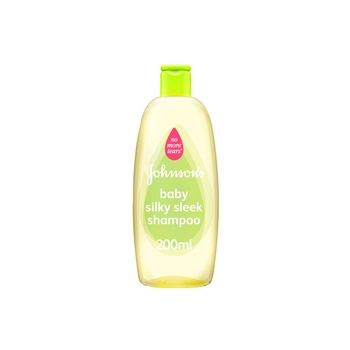 Johnsons Baby Silky Sleek Shampoo Camomile 200ml