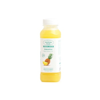 Goodness Foods Pineapple Juice 330 ml