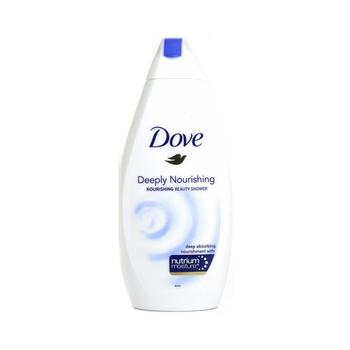 Dove Beauty Shower Deeply Nourishing 500ml