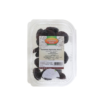 Goodness Foods Sundried Apricot 200g
