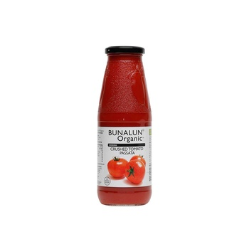 Bunalun Organic Crushed Tomato 680g
