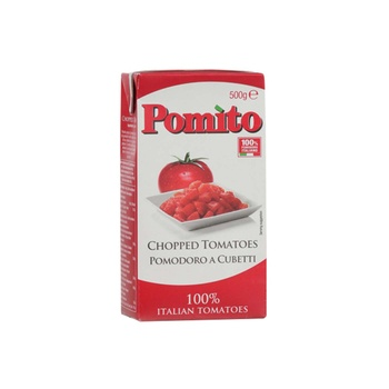 Pomito Chopped Tomato 500g