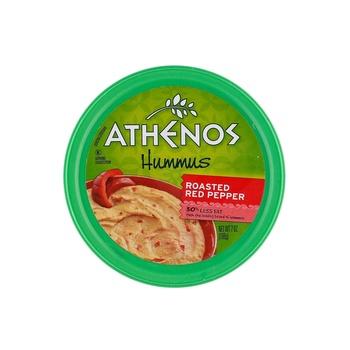 Athenos Roasted Red Pepper Hummus 7oz