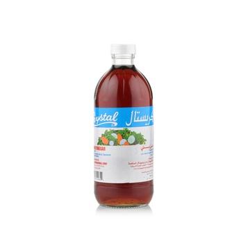 Crystal Brown Vinegar 473 ml