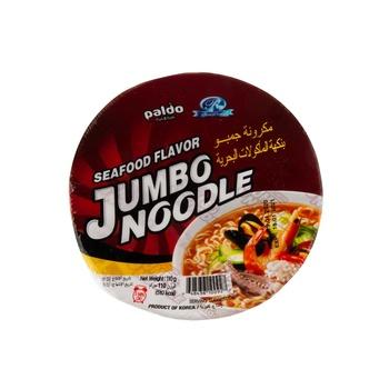 Jumbo king Bowl Noodle - Seafood 110g