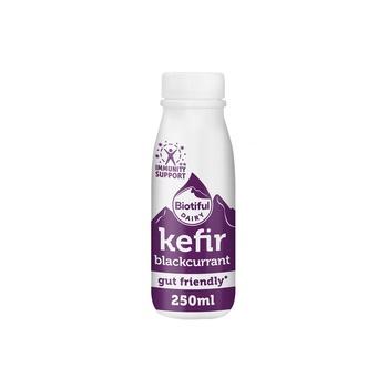Biotiful Kefir Blackcurrant 250ml