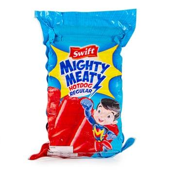 Swift Mighty Meaty Reg.Hot Dog(Pork)1Kg