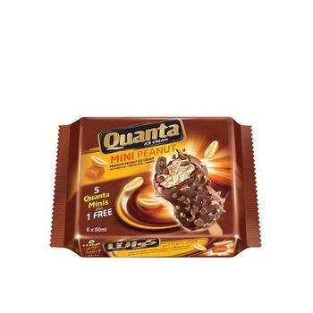 Igloo Quanta Peanut Mini Sticks 6X50ml