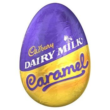 Cad. Caramel Egg 40g