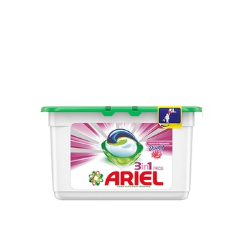 Ariel capsules with touch of downy (15x28.8g)