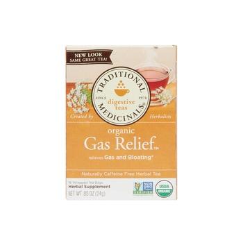 Traditional Medicinals Gas Relief 16 Tea Bag