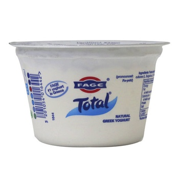 Total Greek Stend Cows Milk Yoghurt 170G