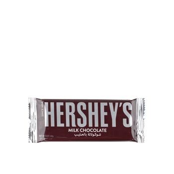 Herhseys Bars Milk Chocolate 40g