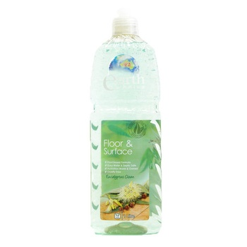 Earth Choice Floor & Surface Cleaner Eucalyptus Fresh 1ltr