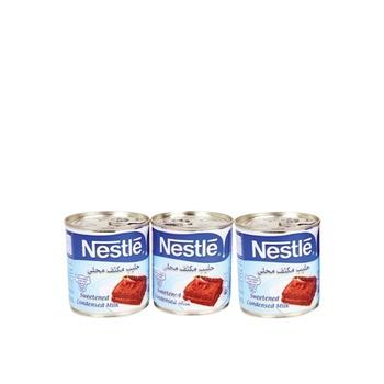 Nestle Sweet Condense Milk 3 x 397g