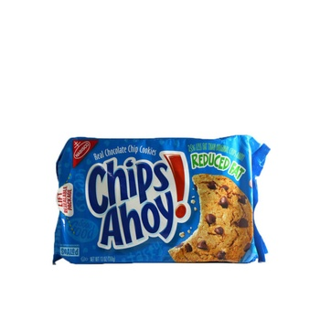 Nabisco Chips Ahoy Chocolate Chip Cookies Reduced Fat 368g