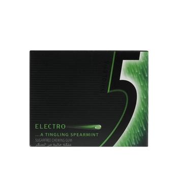 Wrigleys Electro Spearmint 31.2g