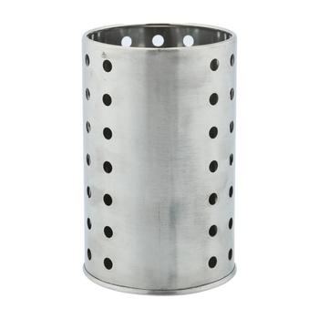 Stainless  Steel Utensils Holder - 9.5cm X 14cm