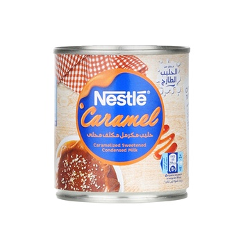 Nestle Sweetened Condense Milk with Caramel 397g