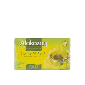 Alokozay Green Tea Bags 25's