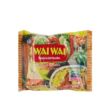 Wai Wai Noodles Chicken 5X75g