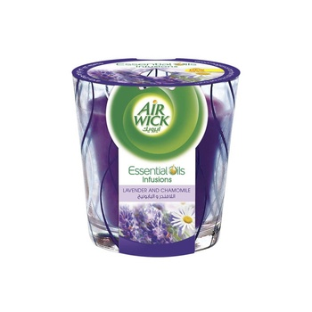 Airwick  Candle Lavender 115g