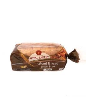 Royal Bakery Brown Bread Bran Large